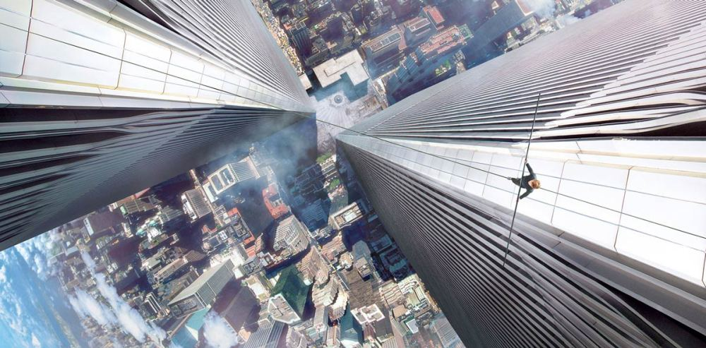 The Walk - he Walk IMAX VR Experience: 94 stories up on a wire stretched between two skyscrapers