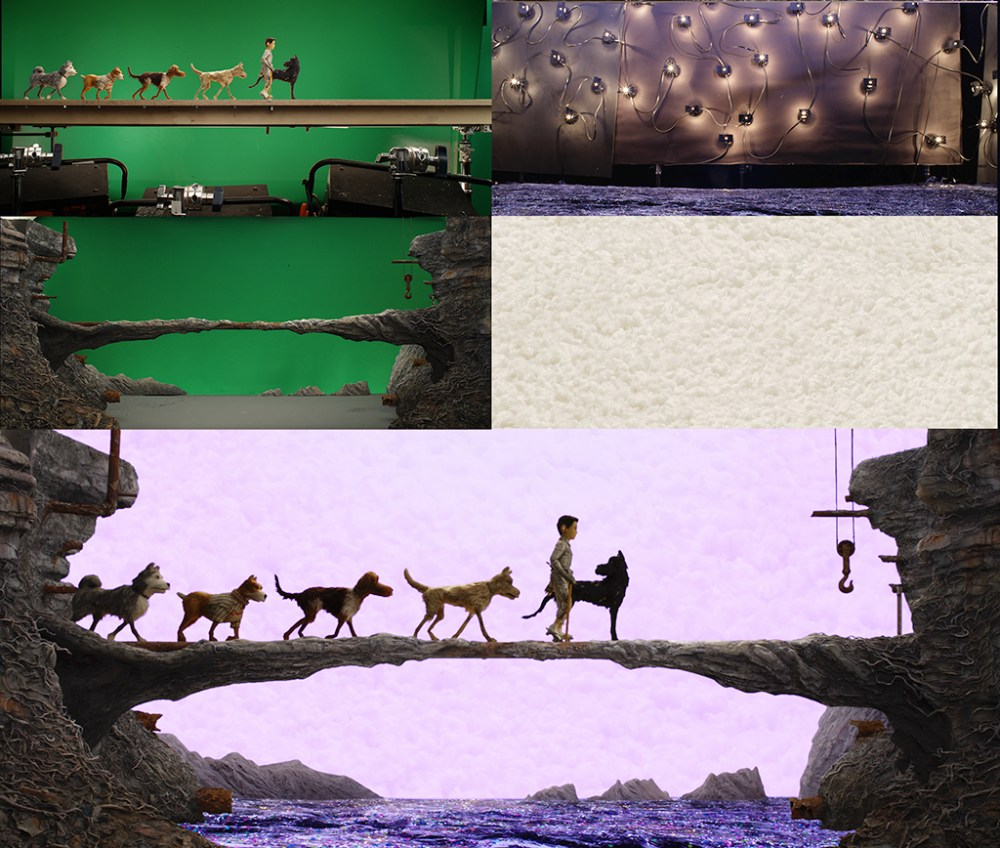 ISLE OF DOGS: How Every Frame Was Touched by VFX - VFX Voice