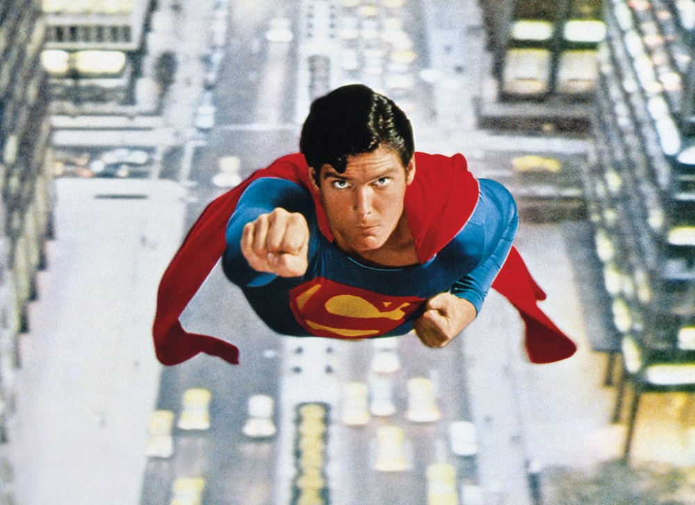 40 Years Ago, a Man Did Fly    SUPERMAN - VFX Voice MagazineVFX
