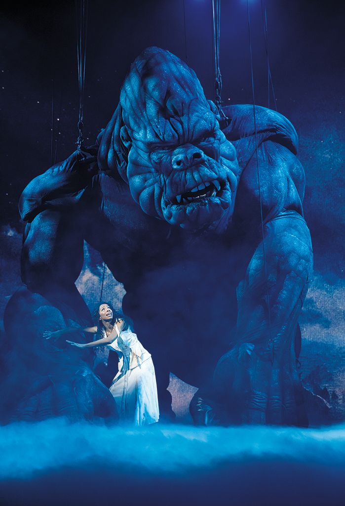 Image result for king kong broadway