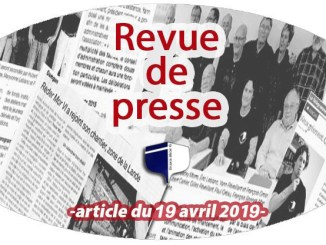 reder mor 6 article de presse 19 AVRIL 2019 damgan pénerf morbihan bretagne