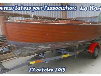 article de présentation du borénis vieux gréement de l'association VGD à Damgan