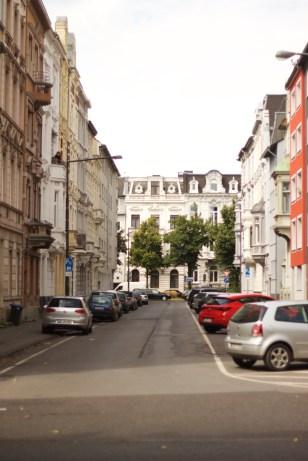 28. Juli: Erkundigung des Frankenberger Viertels