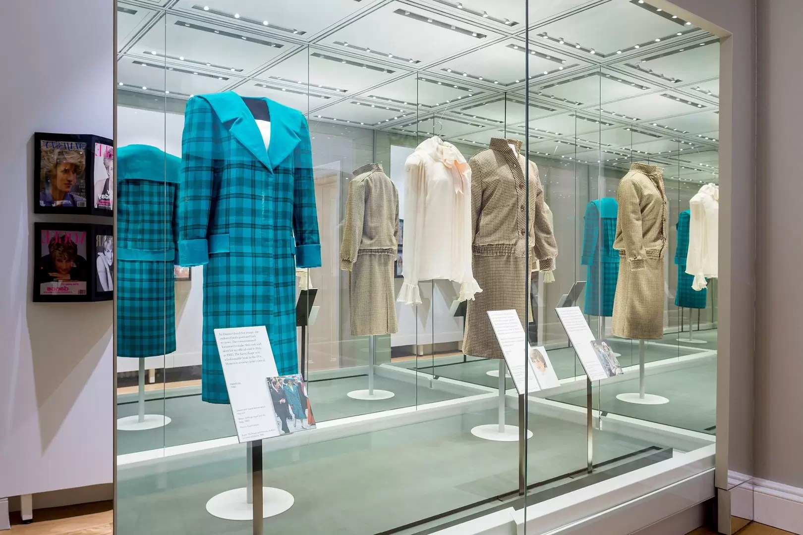 Preview Princess Diana Her Fashion Story Exhibition   British Vogue