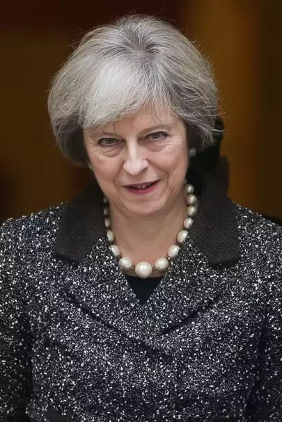 Power Hair Hillary Clinton Amp Theresa May Hairstyles