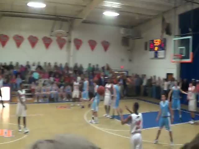 Laurence Manning Academy Basketball