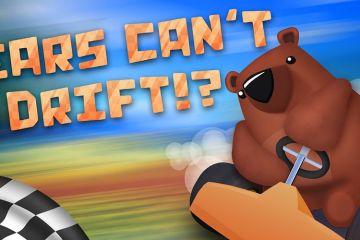 Bears Can't Drift!? logo