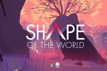 Shape of the World logo