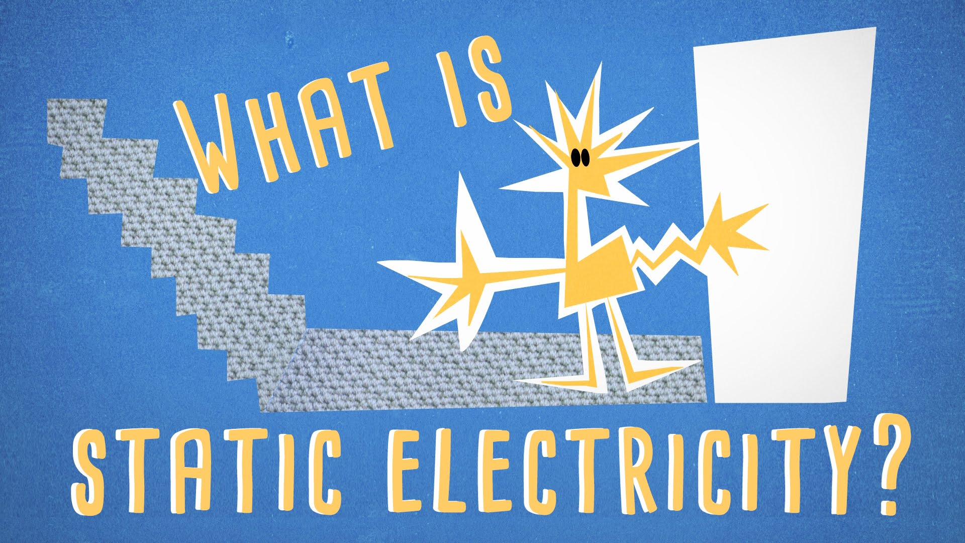 The Science Of Static Electricity Ted Ed
