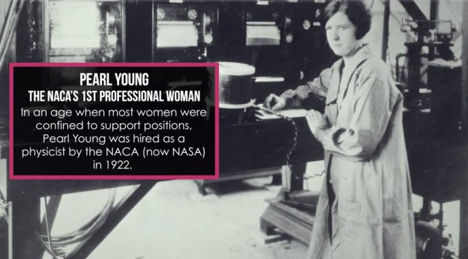 physicist pearl young