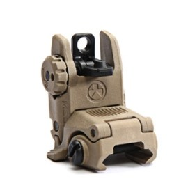 Magpul MBUS Gen 2 Rear Sight - Dark Earth