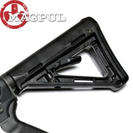 Magpul MOE AR-15 Stock Black Mil Spec