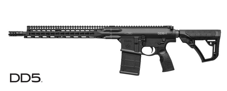 DANIEL DEFENSE 308 Rifle (dd5v1)