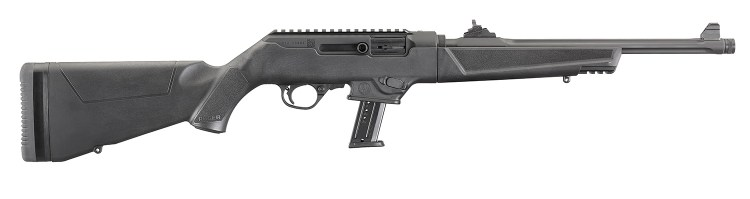 Ruger PC Rifle Takedown 9mm