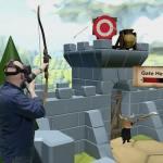 tir à l'arc the lab jeu en réalité virtuelle VR VGB EVENT Lyon Rhône-Alpes Paris France teambuilding seminaire anniversaire