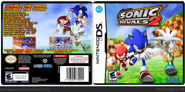 Sonic Rivals 3 Education And Science News