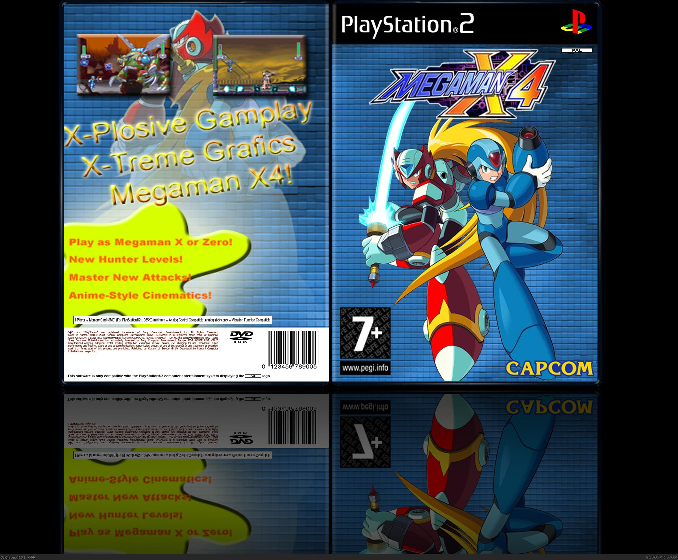 Megaman X4 Trainer Pc (2) - Globalchin Coloring