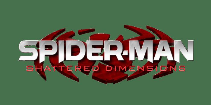 Spider Man Shattered Dimension Logo