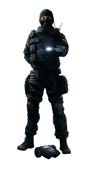 Tom Clancys Rainbow Six Siege Render