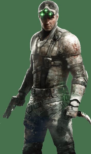 Tom Clancys Splinter Cell Blacklist Render