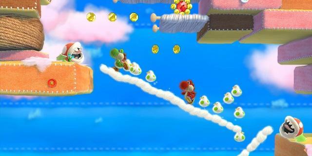 E3 2014 * Yoshi's Woolly World (Wii U)