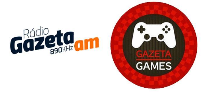 vgBR participa do Gazeta Games na Rádio Gazeta