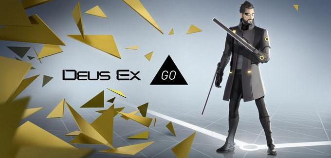 Deus Ex GO chega ao Android e iOS