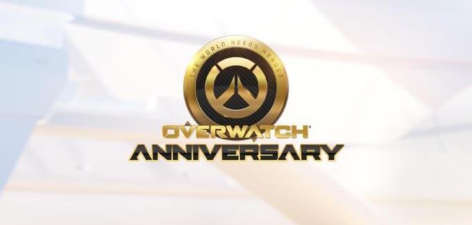 Overwatch: Evento de aniversário de 1 ano