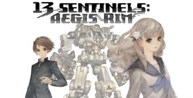 E3 2017 * 13 Sentinels: Aegis Rim