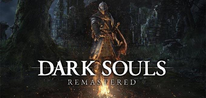 Dark Souls Remastered chegará em maio