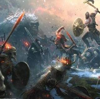 God of War chega dia 20 de Abril, confira trailer no post