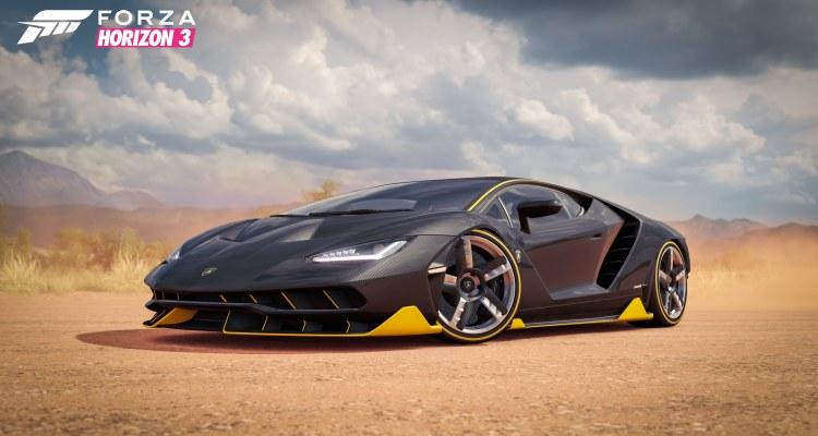 Forza Horizon 4 in Development
