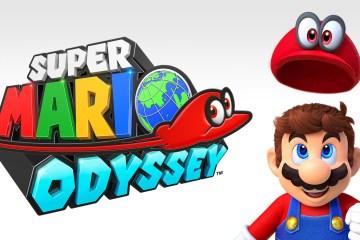 Famitsu Scores Super Mario Odyssey