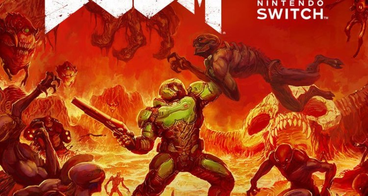 Doom Release Date for Nintendo Switch