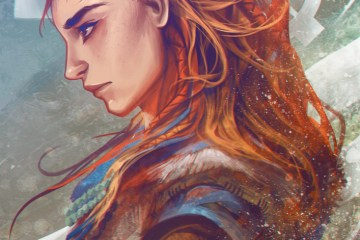 EternaLegend's Aloy Artwork Catches Guerrilla Games' Attention