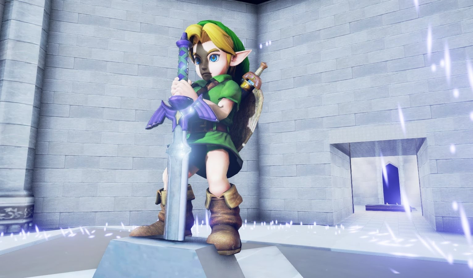 Grezzo Hiring to Bring HD Zelda Games to Switch