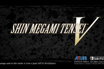 Shin megami tensei V is coming to the west