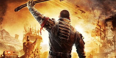 Red Faction Guerrilla to Receive a 4K Remaster
