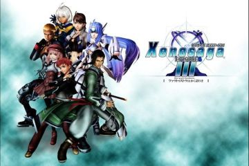 Xenosaga Trilogy Could Be Getting Remastered