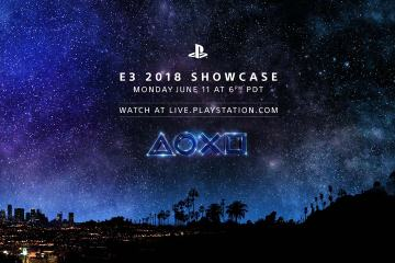 Sony's E3 2018 Showcase Plans