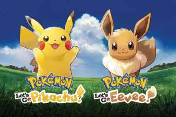 New Pokemon Let's Go Trailer Unveiled