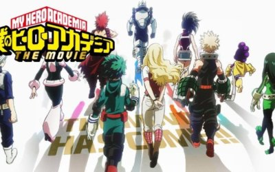 My Hero Academia Two Heroes Review