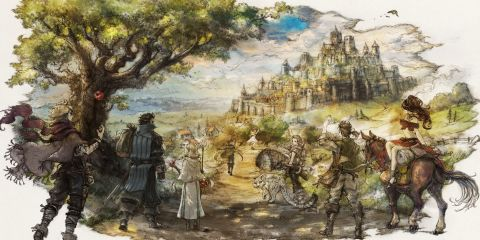 Famitsu Reviews Octopath Traveler
