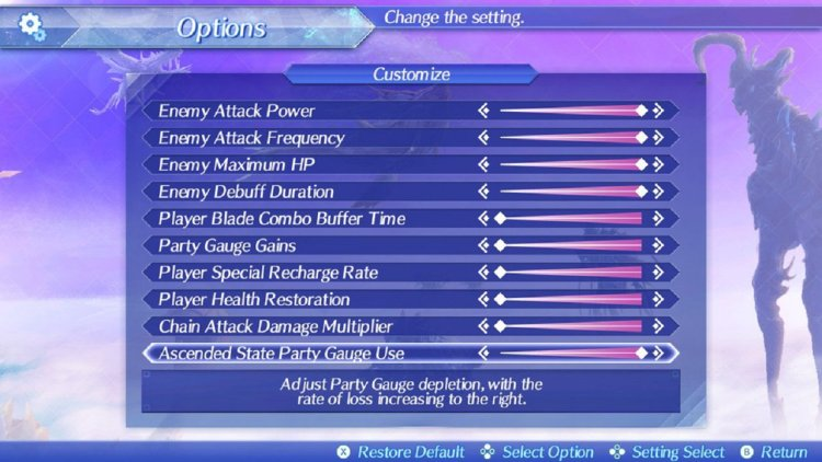 Xenoblade Chronicles 2 to Receive Customizable Difficulty
