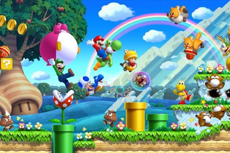 Fall Nintendo Direct Announced