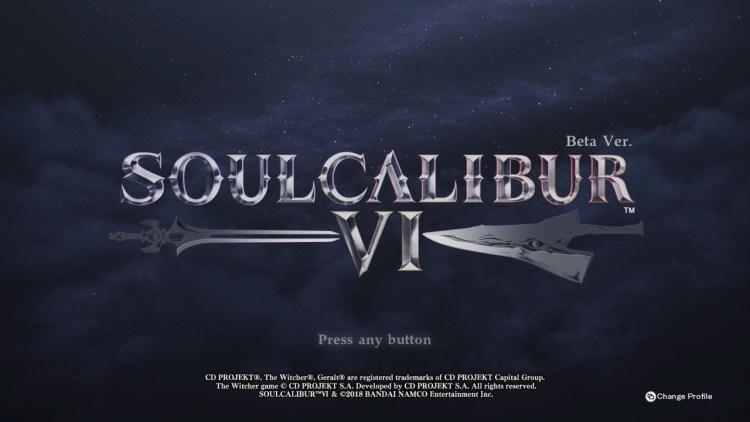 Soulcalibur 6 Preview
