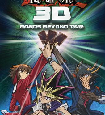 Yu-Gi-Oh! La Película 2010 llegará a América