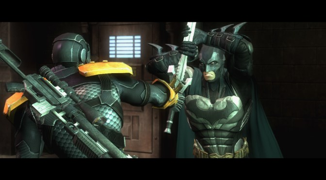 [Injustice] Raven y Doomsday se unen a la batalla