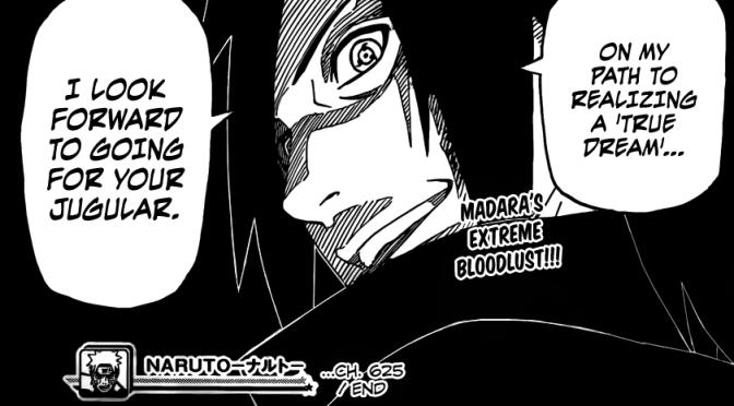 JM: Naruto 625: El verdadero sueño.