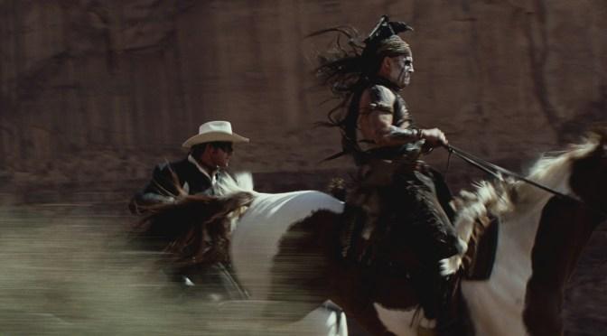 Nuevo trailer de 'El Llanero Solitario' con más acción y más historia